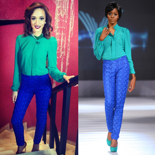 1-Styljunki-Celebirty-Style-Report-Eku-Edewor-in-Needlepoint-Shop-SS-14-Outfit-5